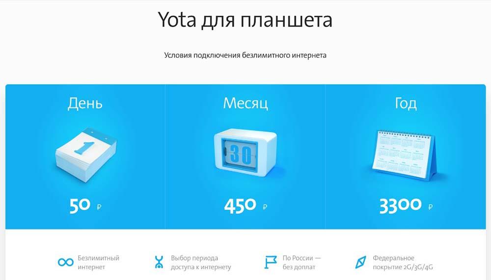 тарифы йота омск 2017 действующие