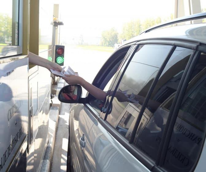 сколько стоит проезд по зсд для легкового автомобиля